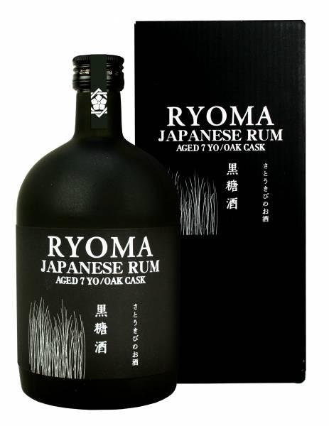 Ryoma Japanese Rum 7 Jahre 0,7l