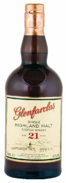 Glenfarclas 21 Jahre 0,7 Liter