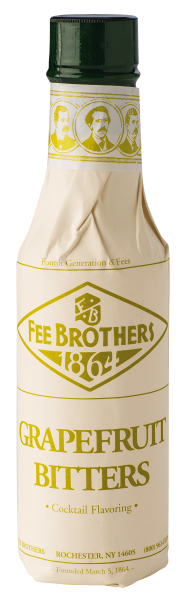 Fee Brother Grapefruit Bitters 17% - 150 ml