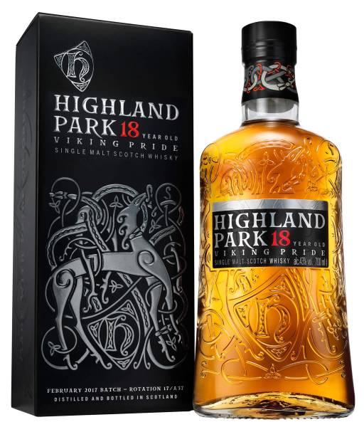 Highland Park 18 Jahre 0,7 Liter
