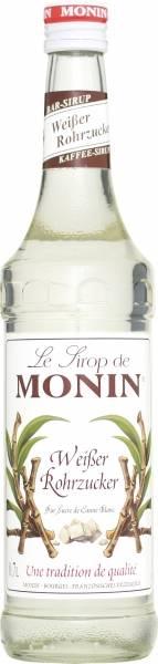 Monin Rohrzucker weiß pur Sirup 0,7 Liter