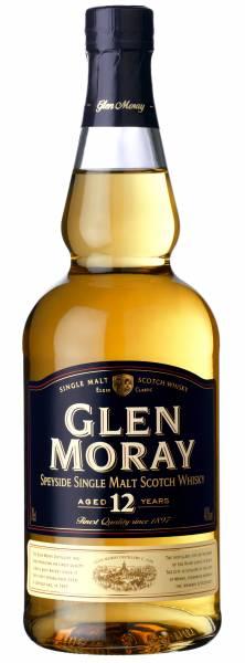 Glen Moray 12 Jahre 0,7 Liter