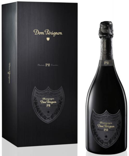 Dom Perignon P2 mit Geschenkverpackung 0,75 Liter