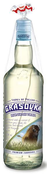Grasovka Büffelgras 0,5 Liter