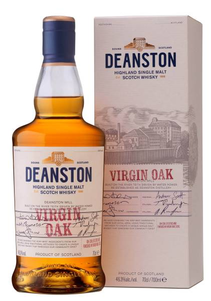 Deanston Virgin Oak 0,7 Liter