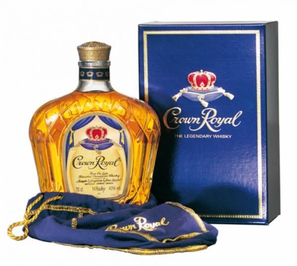 Crown Royal 0,7 Liter