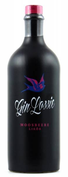 Gin Lossie Moosbeere Gin-Likör 0,7 Liter