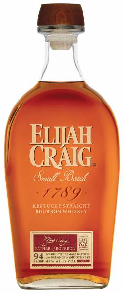 Elijah Craig Small Batch 0,7 Liter