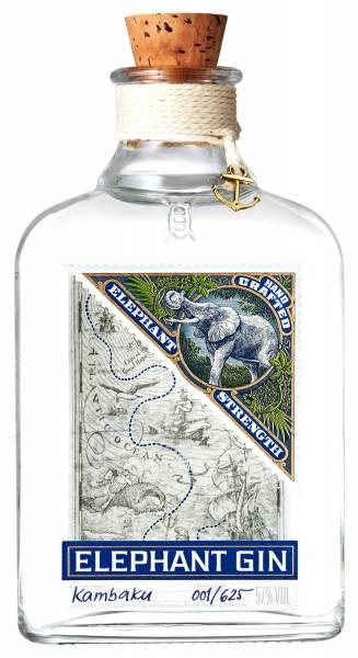 Elephant Dry Gin 57% Strength 0,5l