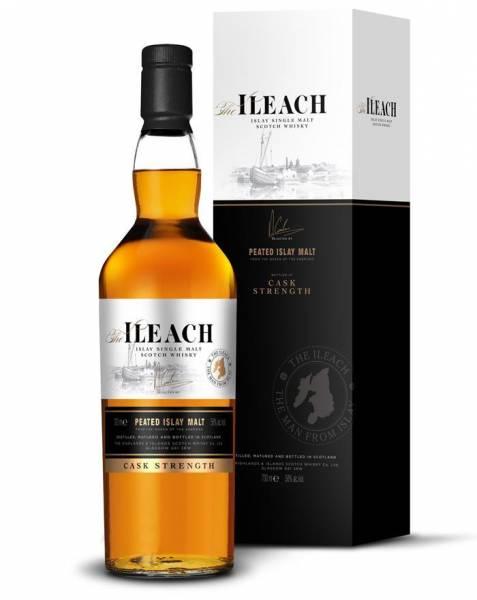 The Ileach Cask Strengh 0,7 Liter
