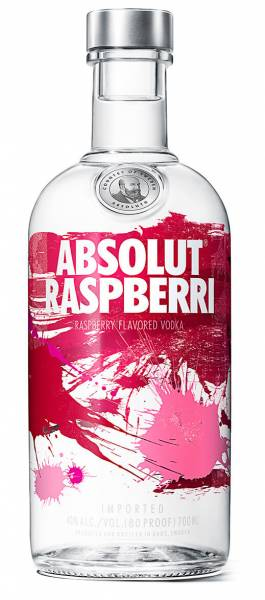 Absolut Raspberry 0,7 Liter