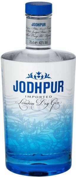 Jodhpur Premium London Dry Gin 0,7 Liter