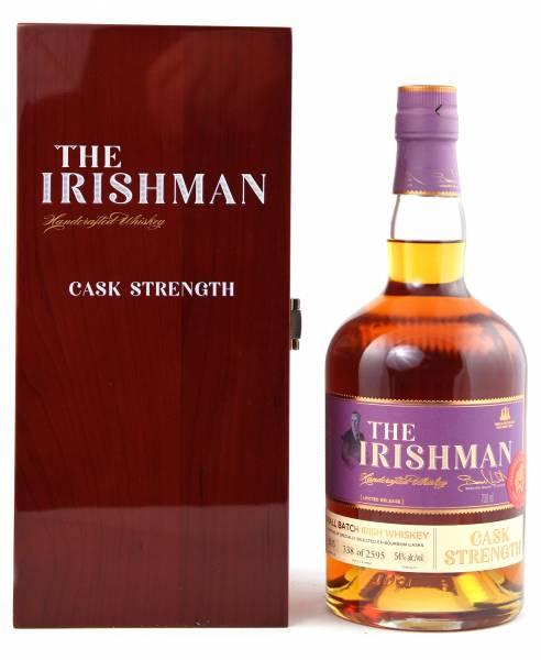 The Irishman Cask Strength 0,7 Liter