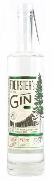 Foersters Heide Dry Gin 44% 0,5l