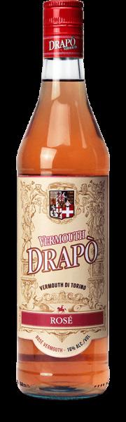 Drapò Vermouth Rosé 0,75 l