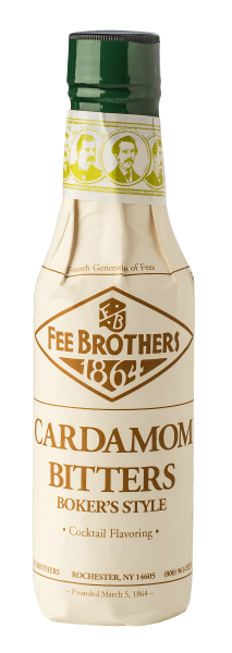 Fee Brother Cardamon Bitters 8,41% - 150 ml