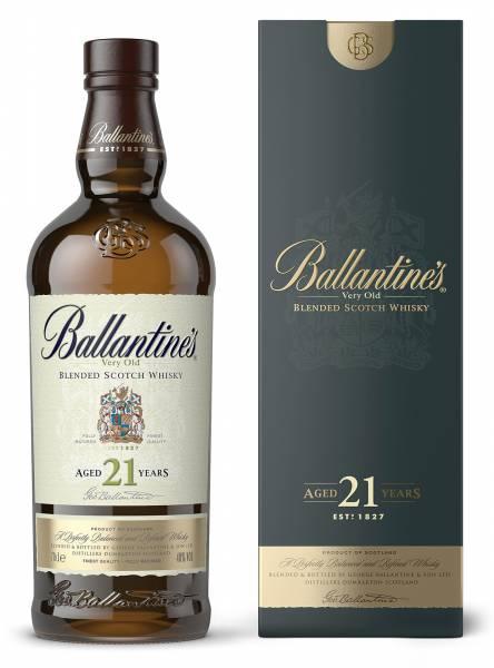 Ballantine's 21 Jahre 0,7 Liter