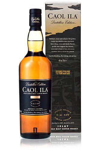 Caol Ila Cask Distillers Edition 0,7 Liter