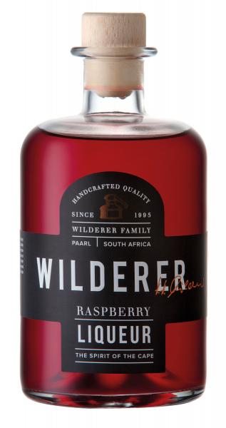 Wilderer Raspberry Liqueur 0,5 Liter