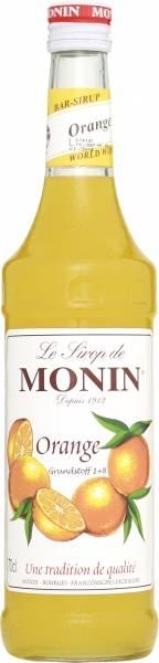 Monin Orange Sirup 0,7 Liter