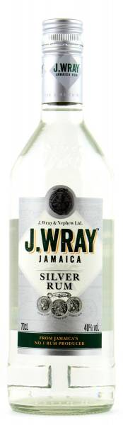 J. Wray Rum Silver Jamaica 0,7l