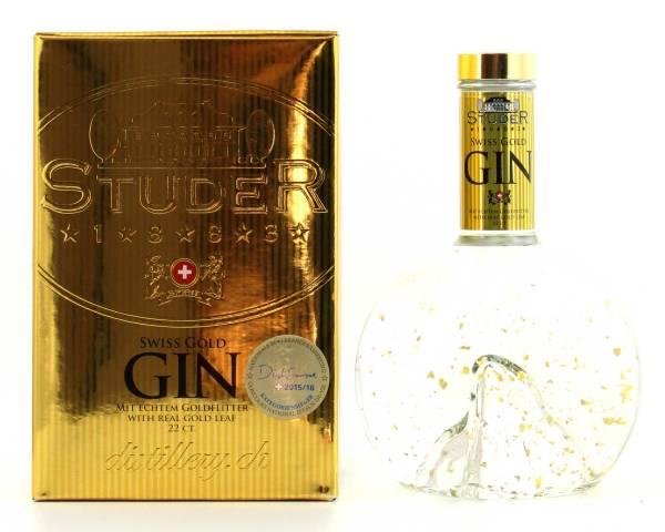 Studer Premium Gold Gin 0,7l