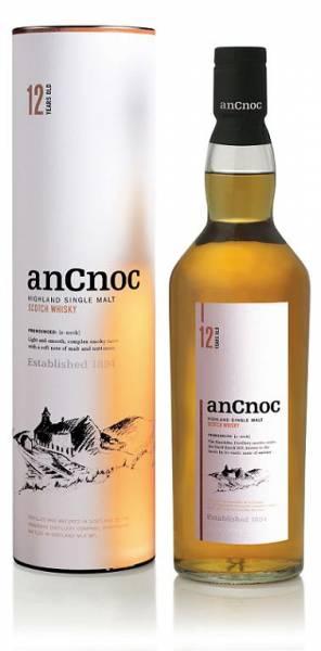 AnCnoc 12 Jahre 0,7 Liter