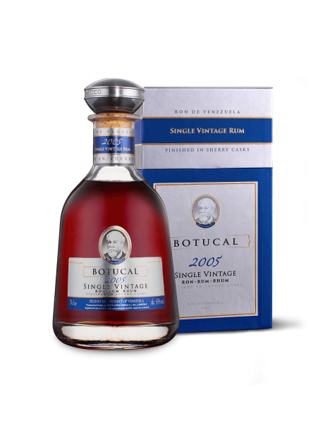Botucal Single Vintage 2005 0,7 Liter