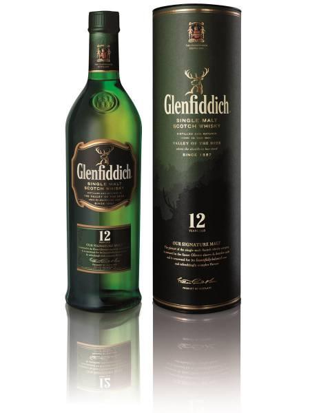 Glenfiddich 12 Jahre 1 Liter