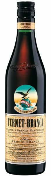 Fernet Branca 0,7 Liter