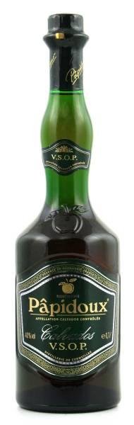 Papidoux Calvados VSOP 0,7 Liter