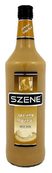 Szene Irish Cream liqueur 1 Liter