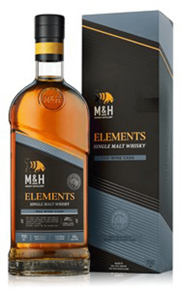 M&H Apex Small Batch White Wine Cask Finish 0,7 Liter