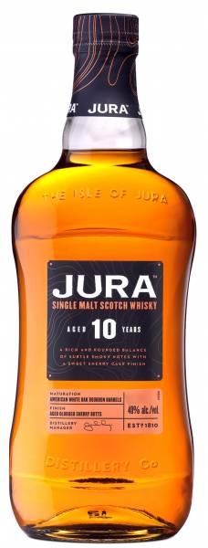 Isle of Jura 10 Jahre 0,7 Liter