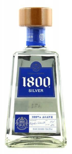 1800 Tequila Silver Reserva Jose Cuervo 0,7l