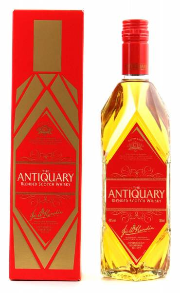 The Antiquary Blended Scotch Whisky 0.7l