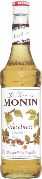 Monin Haselnuss Sirup 0,7 Liter