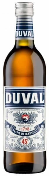 Duval Pastis 0,7 Liter