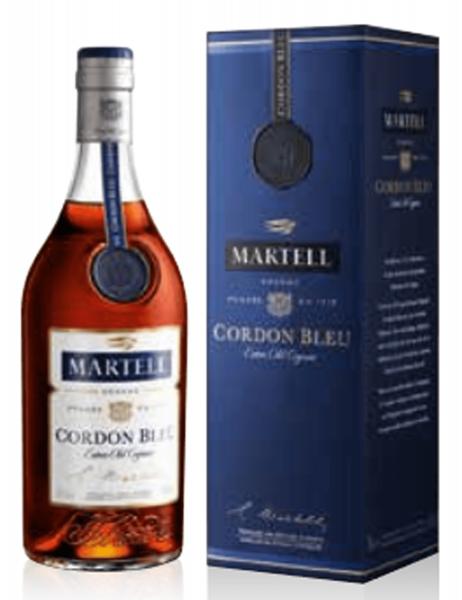 Martell Cordon Bleu Cognac in GP 0,7 Liter
