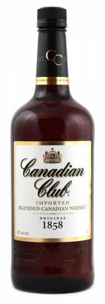 Canadian Club 1,0 Liter