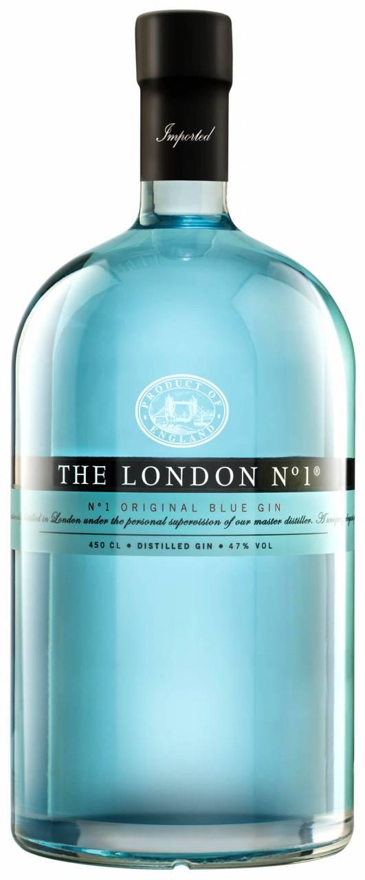 The London No.1 Blue Gin 47% XXL Magnum 4,5l