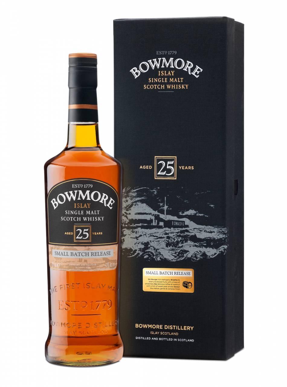 Bowmore 25 Jahre 0,7 Liter