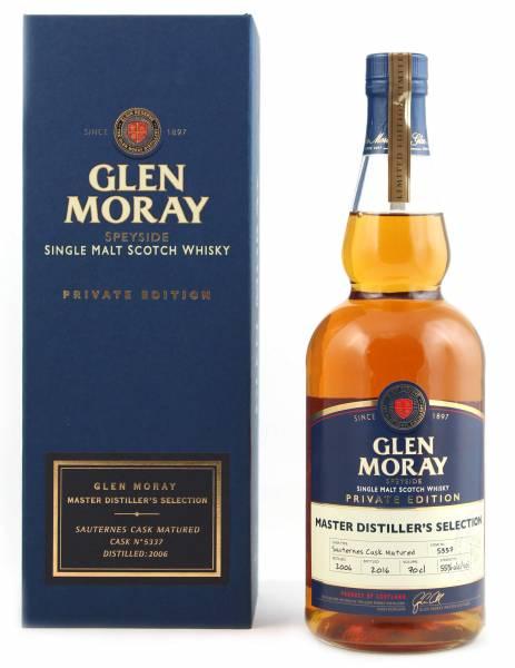 Glen Moray Sauternes 2006 Cask #5337 0,7l