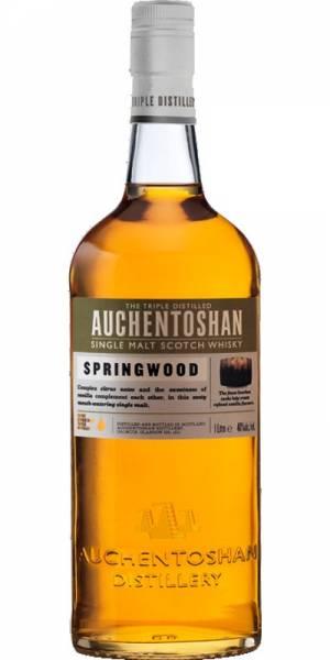Auchentoshan Springwood 1 Liter