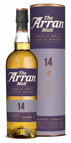 The Arran Malt 14 Jahre 0,7 Liter