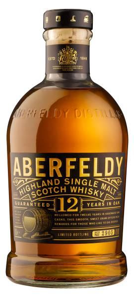 Aberfeldy 12 Jahre 0,7 Liter