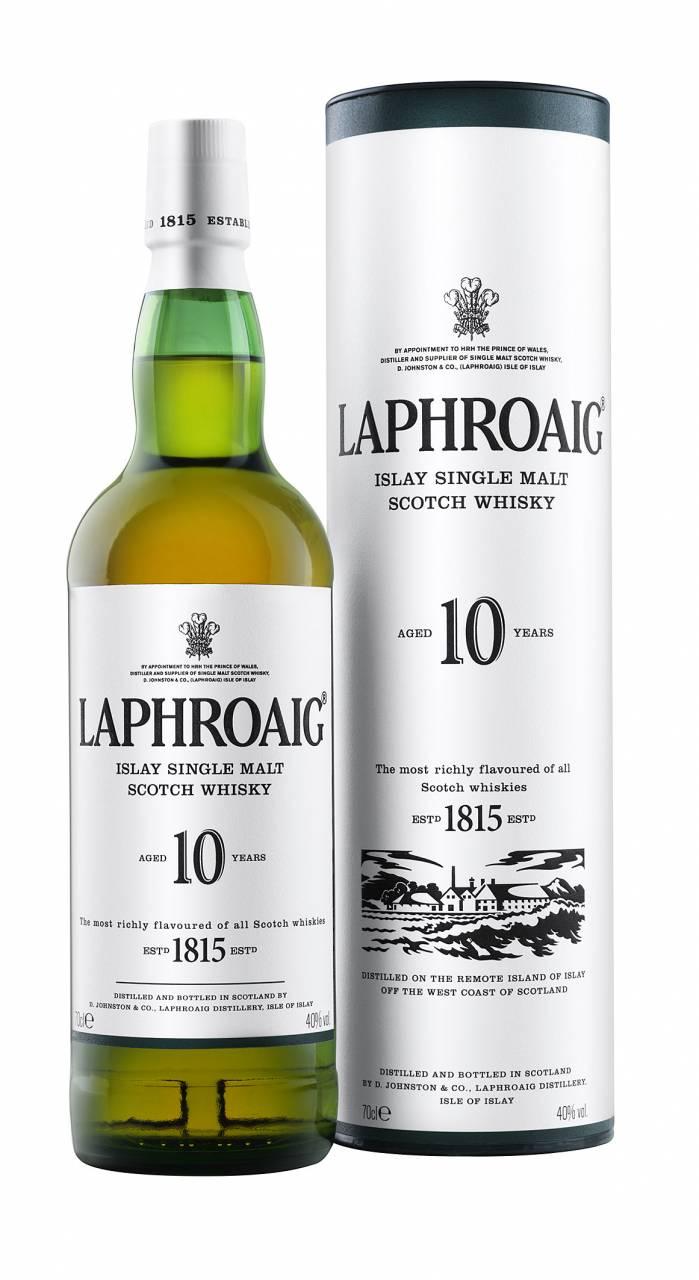 Laphroaig 10 Jahre 0,7 Liter