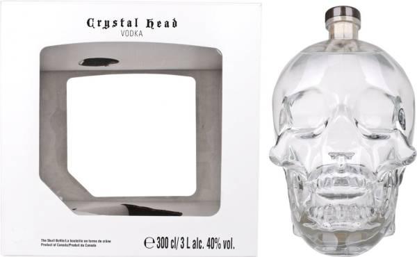 Crystal Head Vodka Totenkopf 3 Liter