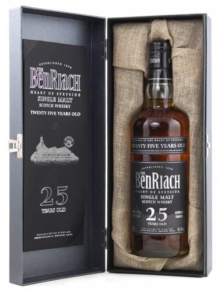 BenRiach 25 Jahre 0,7 Liter