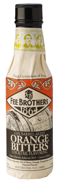 Fee Brother Gin Barrel Aged Orange 9% - 150 ml